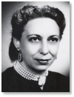 Alicia Dickerson Montemayor (August 6, 1902 – May 13, 1989)