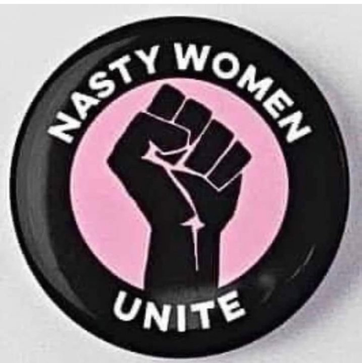 MUSINGS FROM A NASTY WOMAN