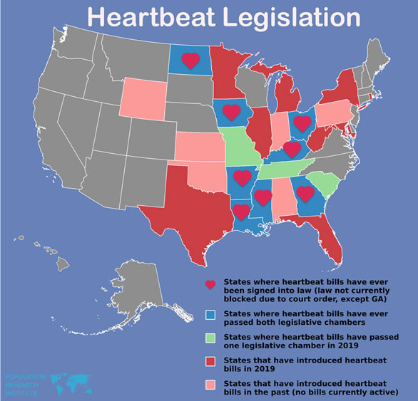"SO-CALLED ""HEARTBEAT"" BILLS"