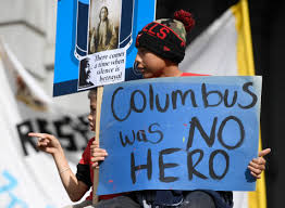Goodby Columbus, Hello Indigenous People's Day!