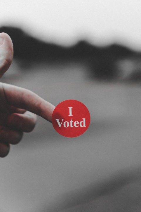 YOU ARE NOT JUST VOTING FOR PRESIDENT