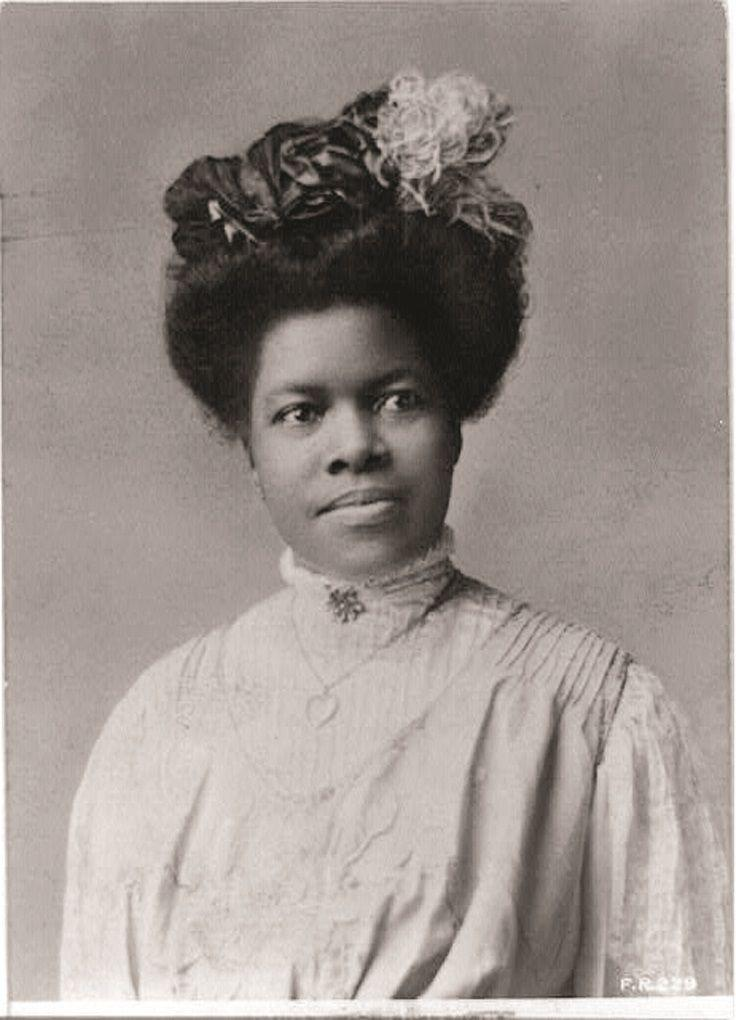 HONORING NANNIE HELEN BURROUGHS DURING BLACK HISTORY MONTH