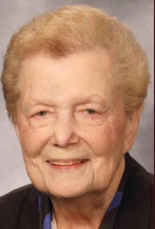 Sister Jeanne O'Laughlin  1929-2019