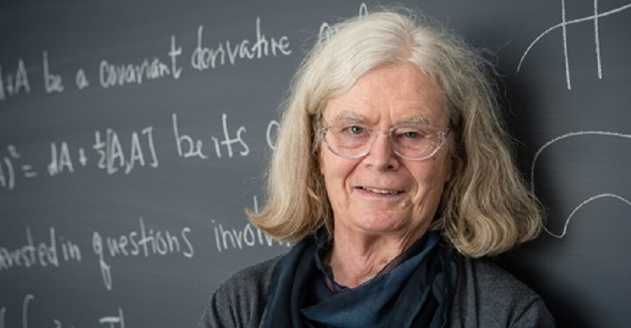 Karen Uhlenbeck - The First Women to Receive the Abel Prize for Math