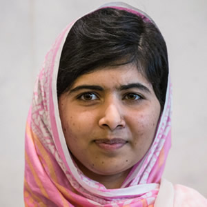 THE YOUNGEST NOBEL PRIZE WINNER