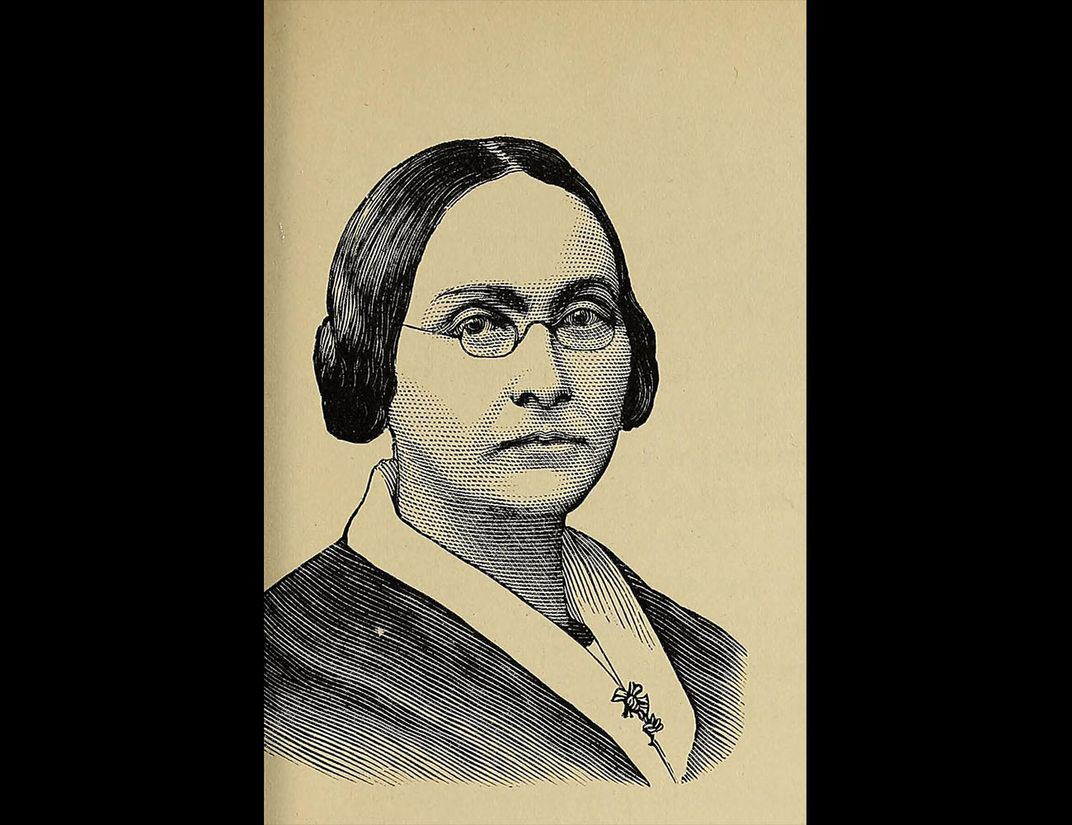 WHO WAS GRACEANNA LEWIS, NATURALIST AND ABOLITUIONIST?