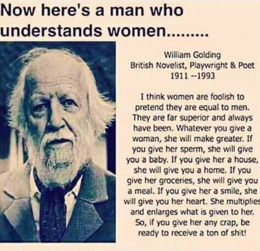 A Man Who Truely Knows Women